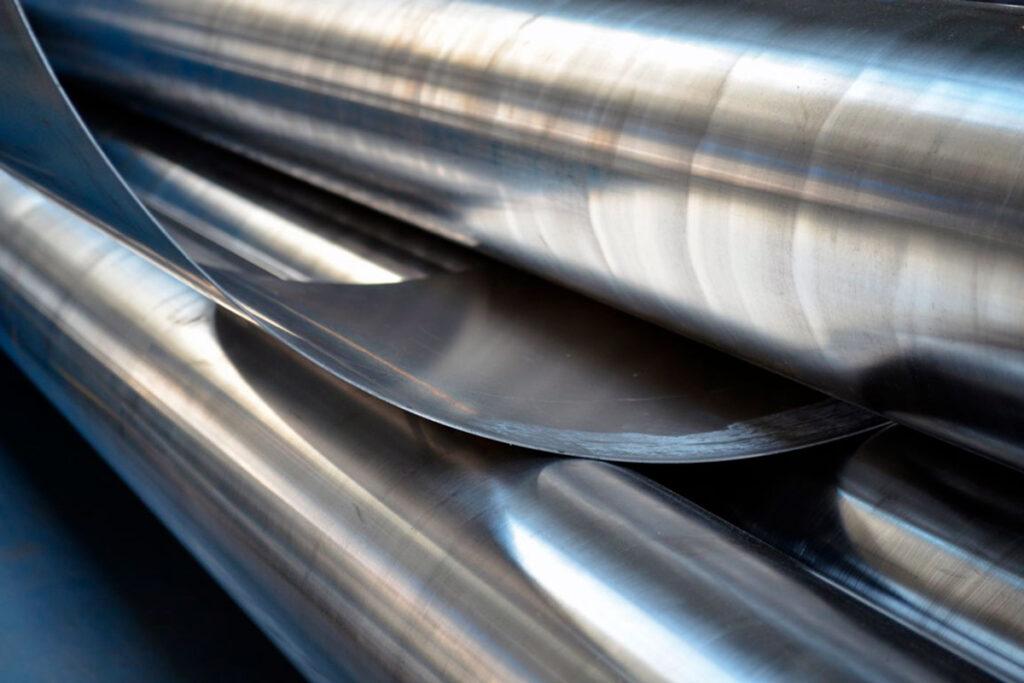 радиальная гибка металла - вальцовка металла