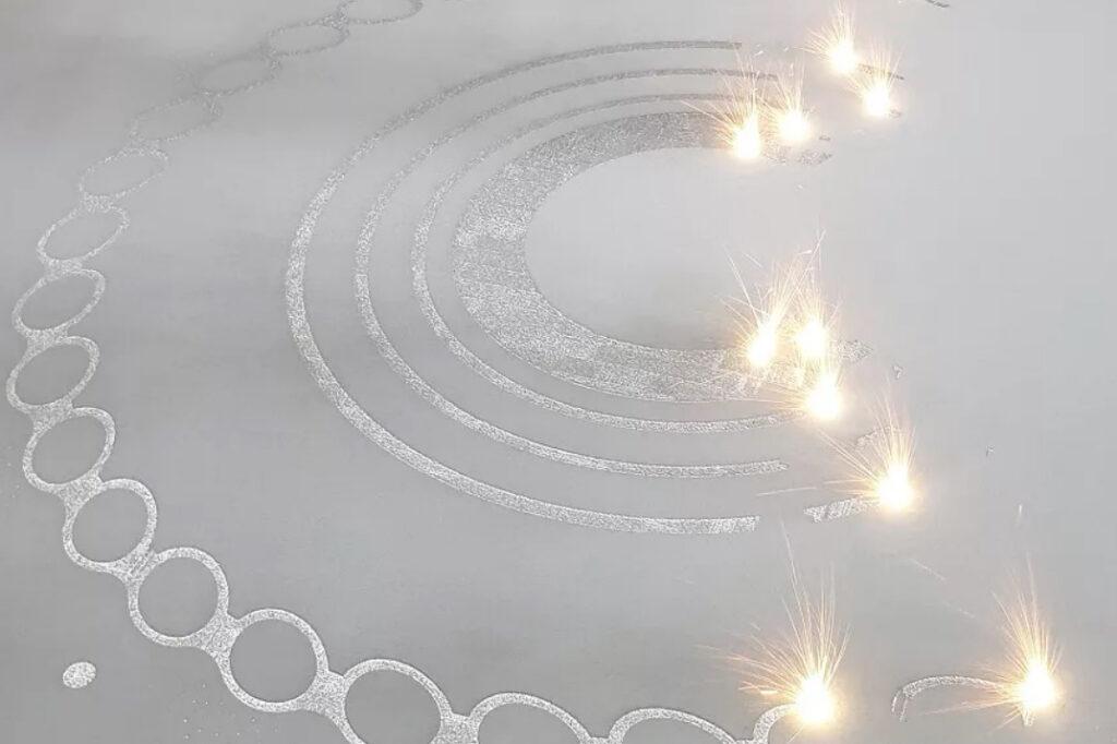 Мультылазерные системы - мультилазер - обработка металла лазером