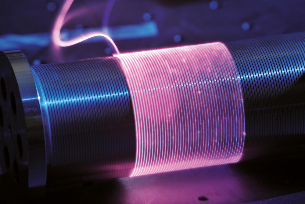 лазерная резка - резка металла - волоконный лазер
